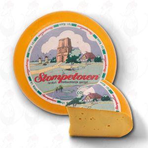 Stompetoren Jong | Noord-Hollandse kaas
