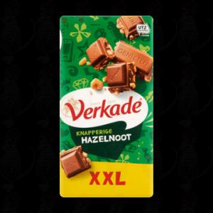 Verkade Knapperige Hazelnoot XXL 192g