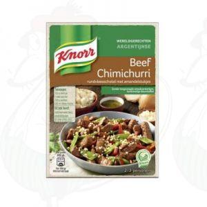 Knorr Wereldgerechten Argentijnse Beef Chimichurry 265g