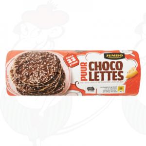 Huismerk Chocolettes Puur 300g
