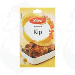 Silvo Mix voor Kip 25g