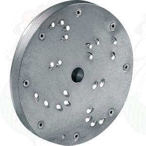 Raspschijf middel, 3mm voor Kaasraspmolen Retail