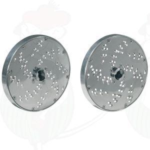 Raspschijf normaal, 3 mm voor Kaasraspmolen Pro