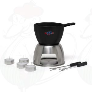 Emmi Kaasfondue set Candle-Light