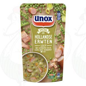 Unox Soep Hollandse Erwtensoep 570ml