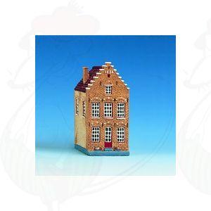 Minitiatuur huis Anno 1636