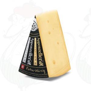 Appenzeller Zwart - Extra | Hele kaas 6,8 kilo