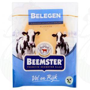 Gesneden kaas Beemster Premium Kaas Belegen 48+ | 150 gram in plakken