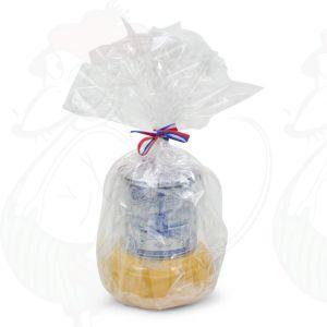 Geschenk Boeren Kilo - Stroopwafels in Blik