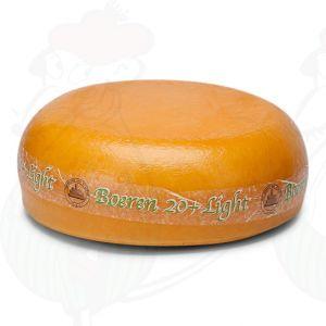 20+ Boeren Magere Kaas | Extra Kwaliteit | Hele kaas 10,5 kilo