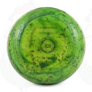 Boerenpond Kaasje Groene Pesto | Extra Kwaliteit | 400 gram
