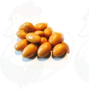 Caramel - Zeezout Amandel | 250 gr