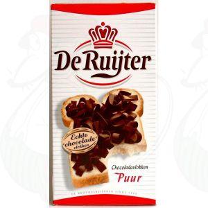 De Ruijter chocoladevlokken puur