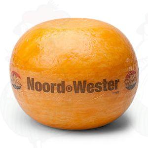 Edammer Kaas | kaasbol Cono| 1,6 kilo | Extra kwaliteit