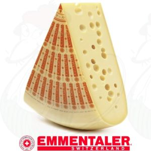 Emmentaler Kaas Zwitsers | Extra Kwaliteit