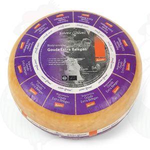 Extra Belegen Goudse Biologisch dynamische kaas - Demeter | Hele kaas 11 kilo