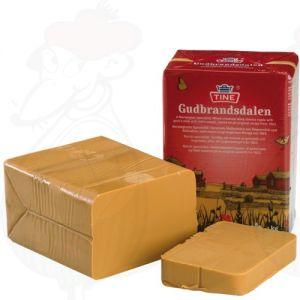 Gjetost Gudbrandsdalen - Gudbrandsdalsost | Noorse bruine kaas