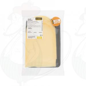 Gesneden kaas  Goudse Kaas 48+ belegen zacht | 200 gram in plakken