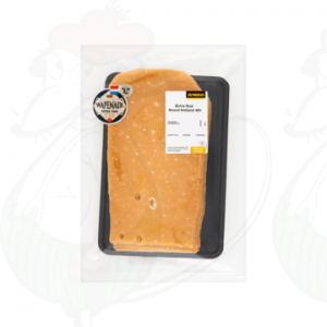 Gesneden kaas  Wapenaer Kaas Extra Oud 48+ | 200 gram in plakken