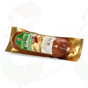 Rookkaas worstje | Extra Kwaliteit | 200 gram
