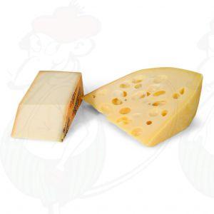 Gruyère | Emmentaler Kaaspakket XL | Extra Kwaliteit