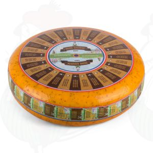 Oude Komijnekaas | Extra Kwaliteit | Hele kaas 10 kilo