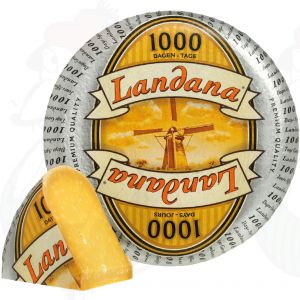 Landana 1000 Dagen | Hele kaas 11,5 kilo