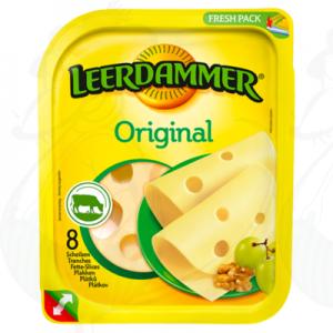 Gesneden kaas Leerdammer kaas Original 45+ | 160 gram in plakken