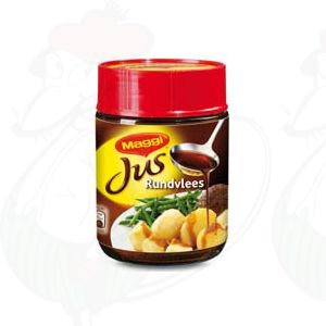 Maggi Rundvlees jus, pot 125 gram - 28 porties