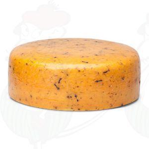 Friese Nagelkaas Belegen | Extra Kwaliteit | Hele kaas 11 kilo