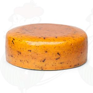 Friese Nagelkaas Oud | Extra Kwaliteit | Hele kaas 10 kilo