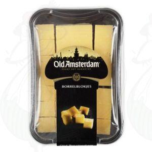 Old Amsterdam kaasblokjes -borrelblokjes - 150 gram