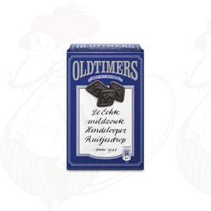 Oldtimers Hindelooper Ruitjesdrop - 225 gram