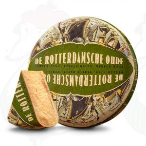 Rotterdamsche Oude 100 weken | Hele kaas 12 kilo