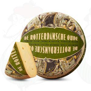 De Rotterdamsche Oude 36 weken | Hele kaas 12 kilo