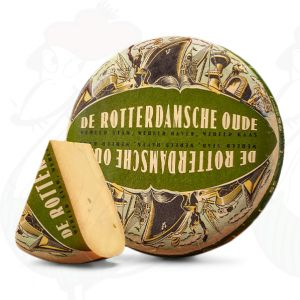 Rotterdamsche Oude 55 weeks | Hele kaas 12 kilo