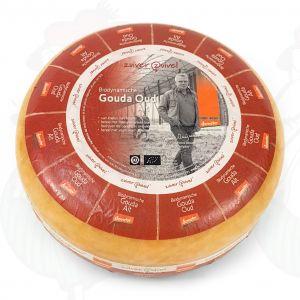 Oude Goudse Biologisch dynamische kaas - Demeter | Hele kaas 5 kilo