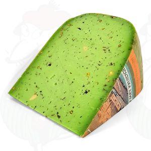 Pestokaas Groen