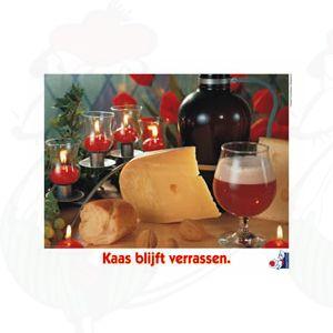 Poster kaas blijft verrassen 2 - A2