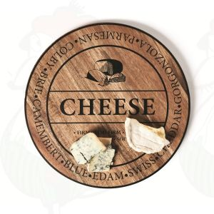 Kaasplank Cheese Rond Ø 40 cm