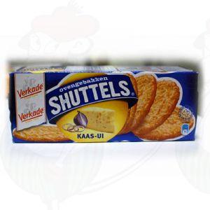 Shuttels kaas-ui 150 gram