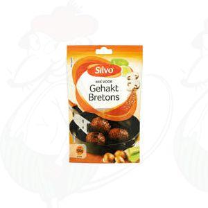 Silvo Mix voor Gehakt Bretons 40g