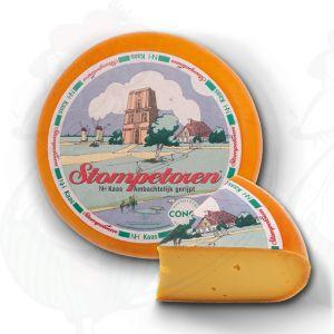Stompetoren Belegen | Noord-Hollandse kaas
