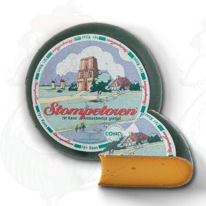 Stompetoren Grand Cru | Noord-Hollandse kaas