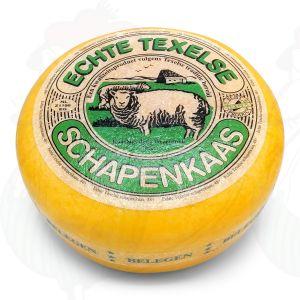Texelse Schapenkaas Belegen | Hele kaas 4,2 kilo