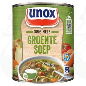 Unox Soep in Blik Stevige Groentesoep 3 Porties 800ml