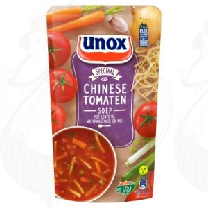 Unox Soep Chinese Tomatensoep 570ml