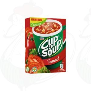 Unox Cup a Soup tomaat 3 x 18 gram