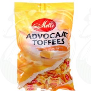 Van Melle Toffee met Advocaatsmaak