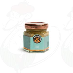Mosterd Dille Saus | Voets specialities | 45 gram